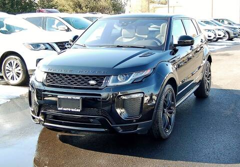 2017 Land Rover Range Rover Evoque for sale at Avi Auto Sales Inc in Magnolia NJ