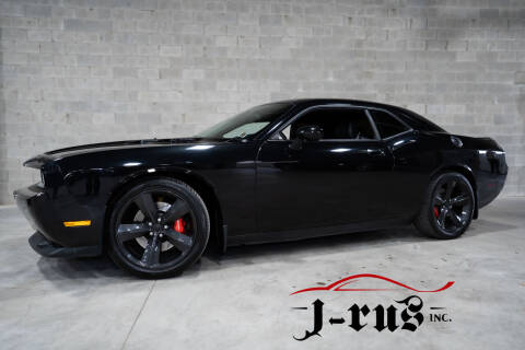 2010 Dodge Challenger for sale at J-Rus Inc. in Macomb MI