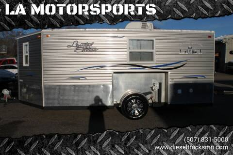 2019 ICE CASTLE FISH HOUSE for sale at LA MOTORSPORTS in Windom MN