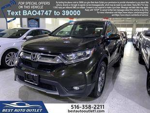 2017 Honda CR-V for sale at Best Auto Outlet in Floral Park NY