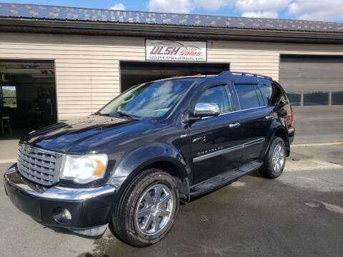 2008 Chrysler Aspen for sale at Ulsh Auto Sales Inc. in Summit Station PA