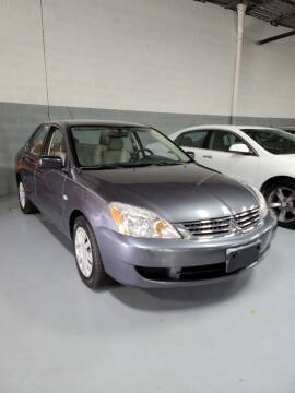 2007 Mitsubishi Lancer for sale at Brian's Direct Detail Sales & Service LLC. in Brook Park OH