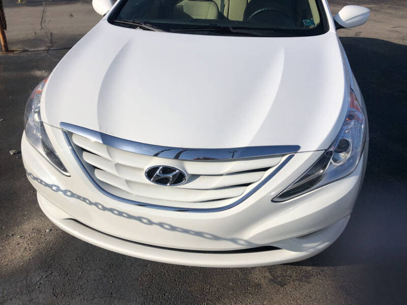 2013 Hyundai Sonata for sale at Berwyn S Detweiler Sales & Service in Uniontown PA
