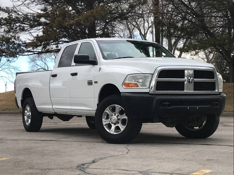 2012 RAM Ram Pickup 2500 for sale at Used Cars and Trucks For Less in Millcreek UT