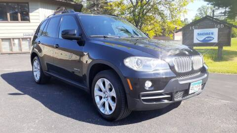 2010 BMW X5 for sale at Shores Auto in Lakeland Shores MN