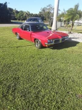 1970 Pontiac Le Mans for sale at Classic Car Deals in Cadillac MI