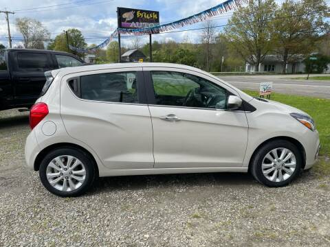 2016 Chevrolet Spark for sale at Brush & Palette Auto in Candor NY