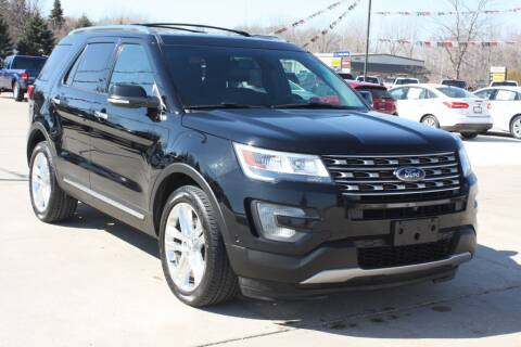2016 Ford Explorer for sale at Sandusky Auto Sales in Sandusky MI