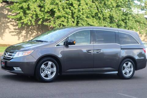 2012 Honda Odyssey for sale at Beaverton Auto Wholesale LLC in Aloha OR