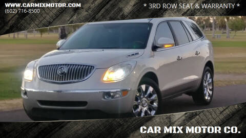 2010 Buick Enclave for sale at CAR MIX MOTOR CO. in Phoenix AZ