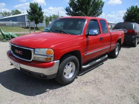 2000 GMC Sierra 1500 for sale at Car Corner in Sioux Falls SD