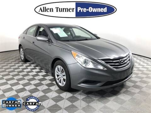 2013 Hyundai Sonata for sale at Allen Turner Hyundai in Pensacola FL
