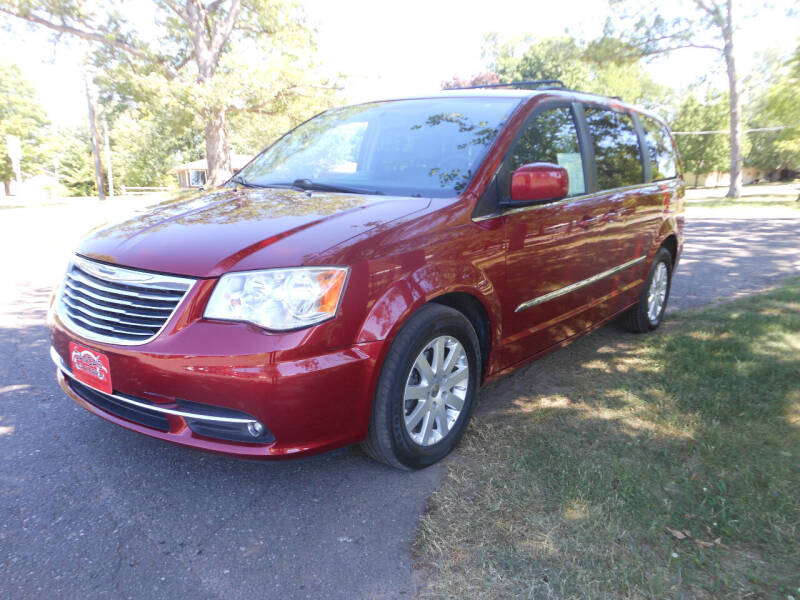 2014 Chrysler Town and Country for sale in Turtle Lake, WI