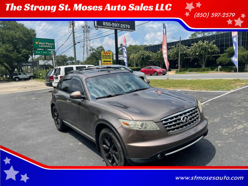 2008 Infiniti FX35 for sale in Tallahassee, FL
