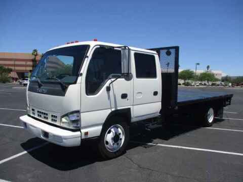 2007 Isuzu NQR for sale at Corporate Auto Wholesale in Phoenix AZ