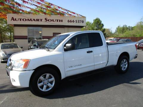2008 Nissan Titan for sale at Automart South in Alabaster AL