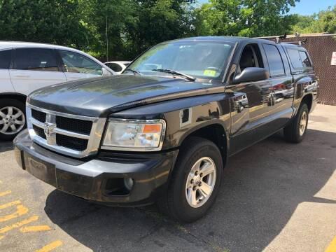2008 Dodge Dakota for sale at Central Jersey Auto Trading in Jackson NJ