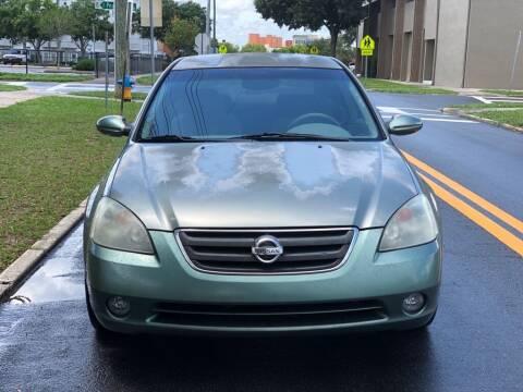 2003 Nissan Altima for sale at Carlando in Lakeland FL