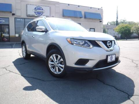 2016 Nissan Rogue for sale at Platinum Auto Sales in Provo UT
