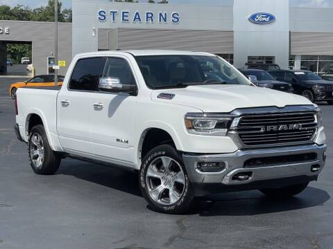2020 RAM Ram Pickup 1500 for sale at Stearns Ford in Burlington NC