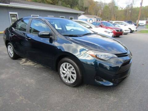 2019 Toyota Corolla for sale at Specialty Car Company in North Wilkesboro NC