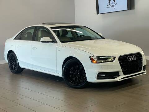 2014 Audi A4 for sale at TX Auto Group in Houston TX