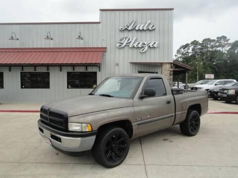 2001 Dodge Ram Pickup 1500 for sale at Grantz Auto Plaza LLC in Lumberton TX