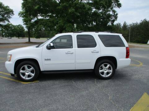 2011 Chevrolet Tahoe for sale at A & P Automotive in Montgomery AL