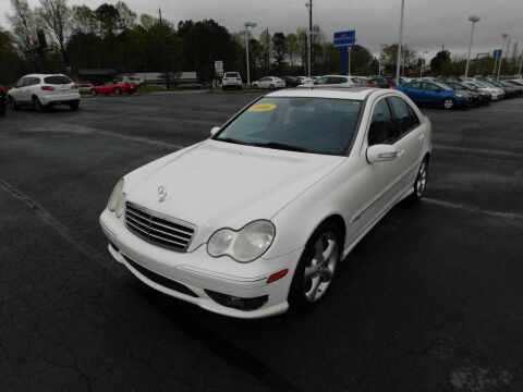 2006 Mercedes-Benz C-Class for sale at Paniagua Auto Mall in Dalton GA