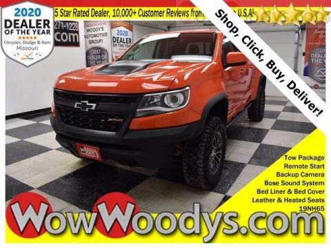 2019 Chevrolet Colorado for sale at WOODY'S AUTOMOTIVE GROUP in Chillicothe MO