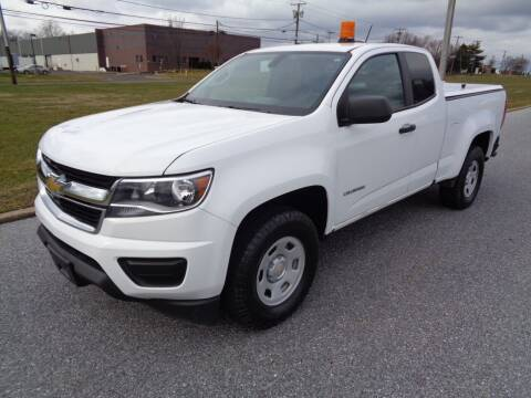 2016 Chevrolet Colorado for sale at Rt. 73 AutoMall in Palmyra NJ