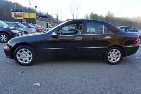 2005 Mercedes-Benz C-Class for sale at Bloom Auto in Ledgewood NJ