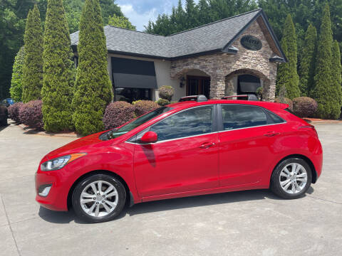 2013 Hyundai Elantra GT for sale at Hoyle Auto Sales in Taylorsville NC