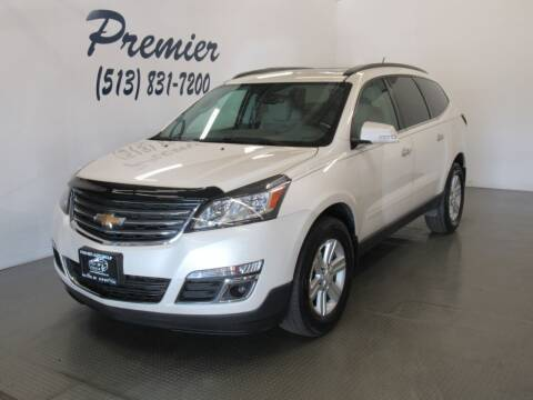 2014 Chevrolet Traverse for sale at Premier Automotive Group in Milford OH