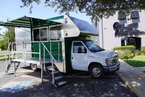 2019 Ford E-450 for sale at ON THE MOVE INC in Boerne TX