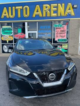 2020 Nissan Maxima for sale at Auto Arena in Fairfield OH