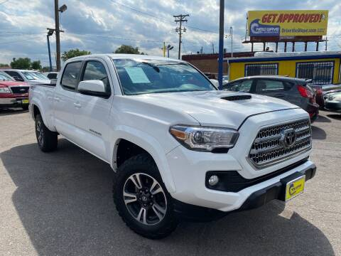 2016 Toyota Tacoma for sale at New Wave Auto Brokers & Sales in Denver CO