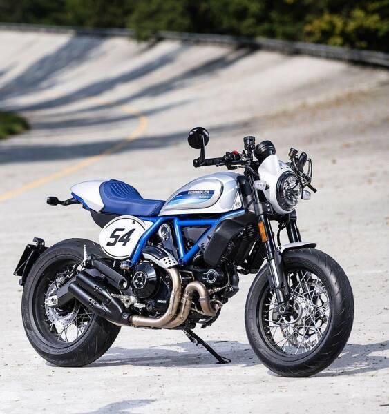 2019 Ducati Scrambler for sale at Peninsula Motor Vehicle Group in Oakville Ontario NY
