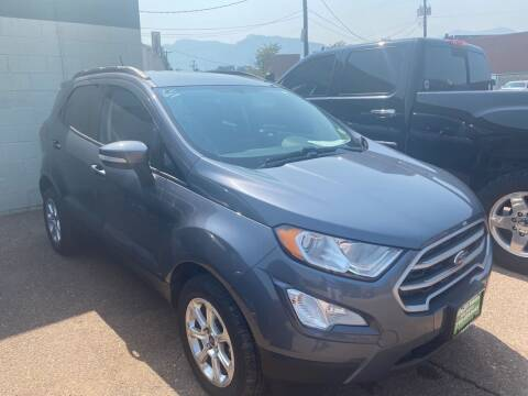 2018 Ford EcoSport for sale at Street Smart Auto Brokers in Colorado Springs CO