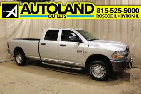 2011 RAM Ram Pickup 2500 for sale at AutoLand Outlets Inc in Roscoe IL