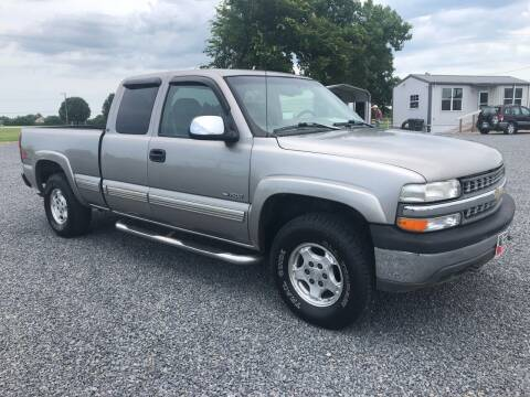 2000 Chevrolet Silverado 1500 for sale at RAYMOND TAYLOR AUTO SALES in Fort Gibson OK
