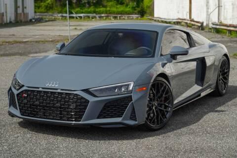 2020 Audi R8 for sale at Vantage Auto Group - Vantage Auto Wholesale in Moonachie NJ