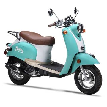 2022 Wolf Brand Scooter Islander for sale at Bollman Auto Center in Rock Falls IL