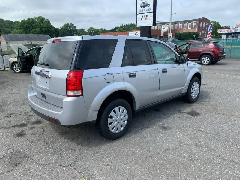 2006 Saturn Vue for sale at LINDER'S AUTO SALES in Gastonia NC