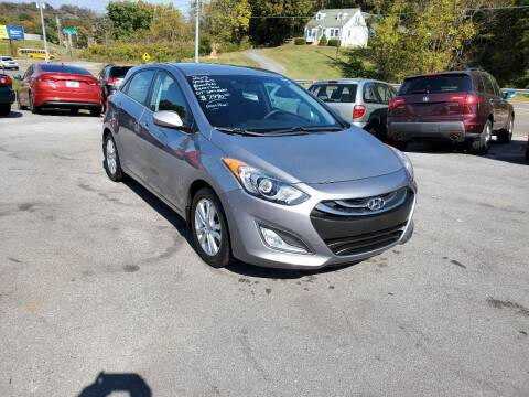 2013 Hyundai Elantra GT for sale at DISCOUNT AUTO SALES in Johnson City TN