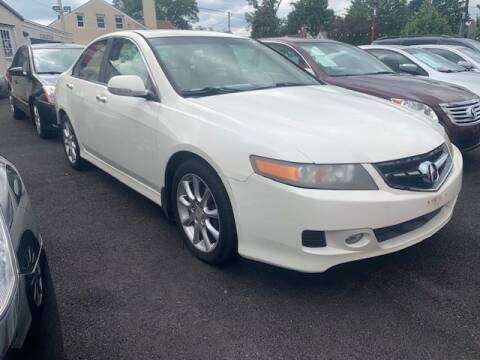 2006 Acura TSX for sale at Park Avenue Auto Lot Inc in Linden NJ