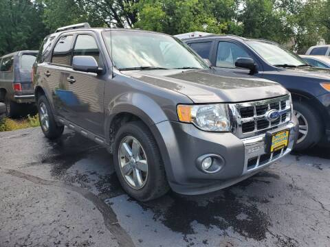 2010 Ford Escape for sale at Appleton Motorcars Sales & Service in Appleton WI