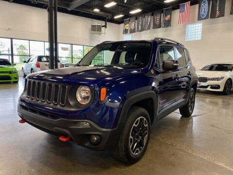 2016 Jeep Renegade for sale at CarNova in Sterling Heights MI