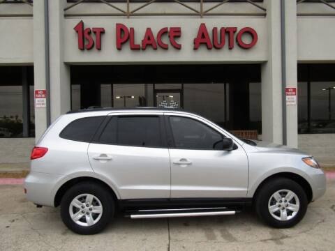 2009 Hyundai Santa Fe for sale at First Place Auto Ctr Inc in Watauga TX