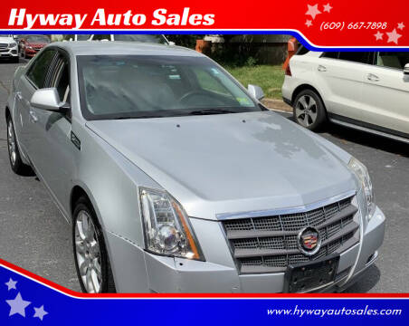 2009 Cadillac CTS for sale at Hyway Auto Sales in Lumberton NJ